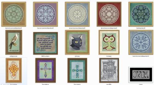 StitchX Cross Stitch Counted Cross 2 - 50