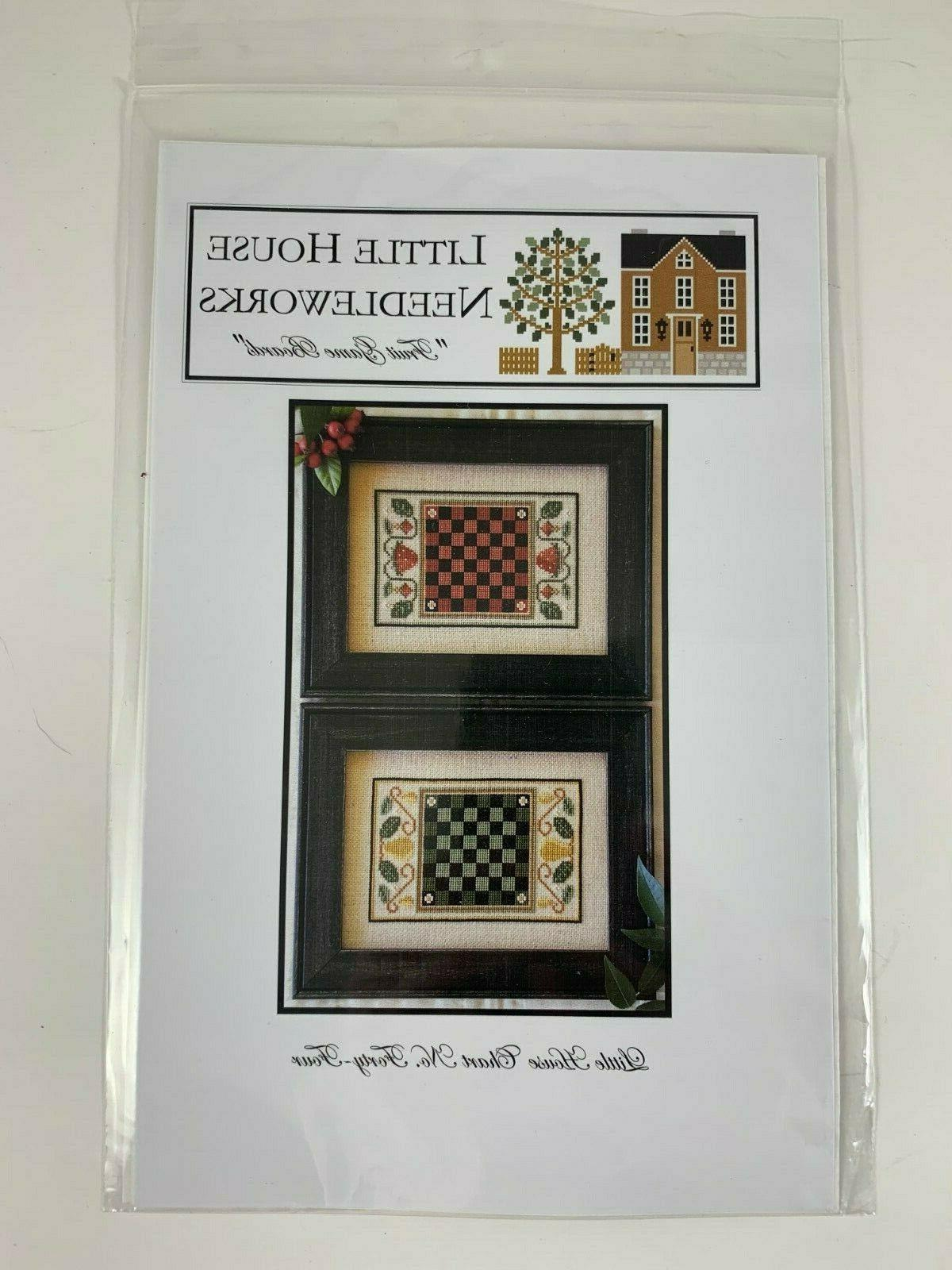 cross stitch chart fruit game boards no