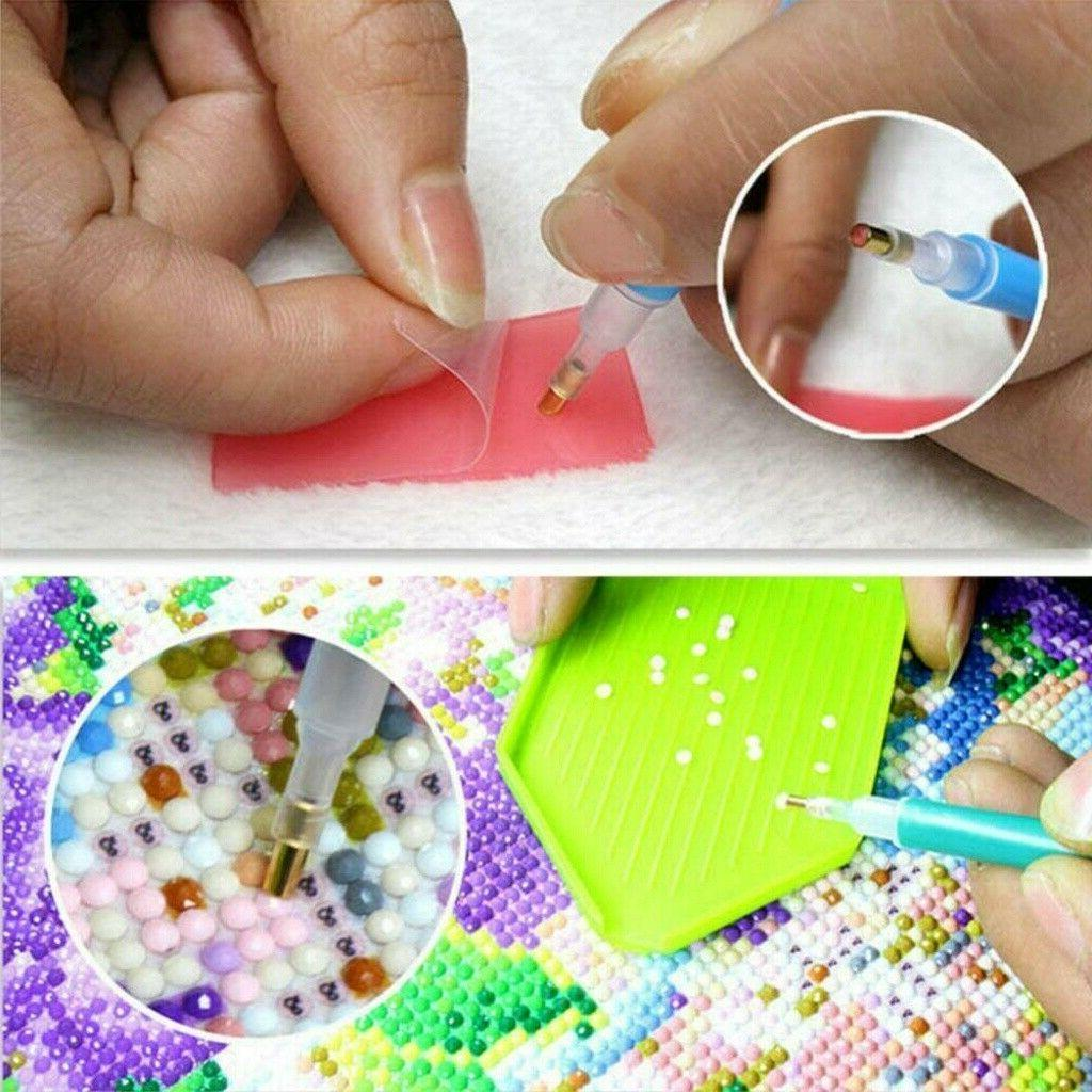 Diamond Cross Stitch 5D Dog Gorgeous Art Embroidery