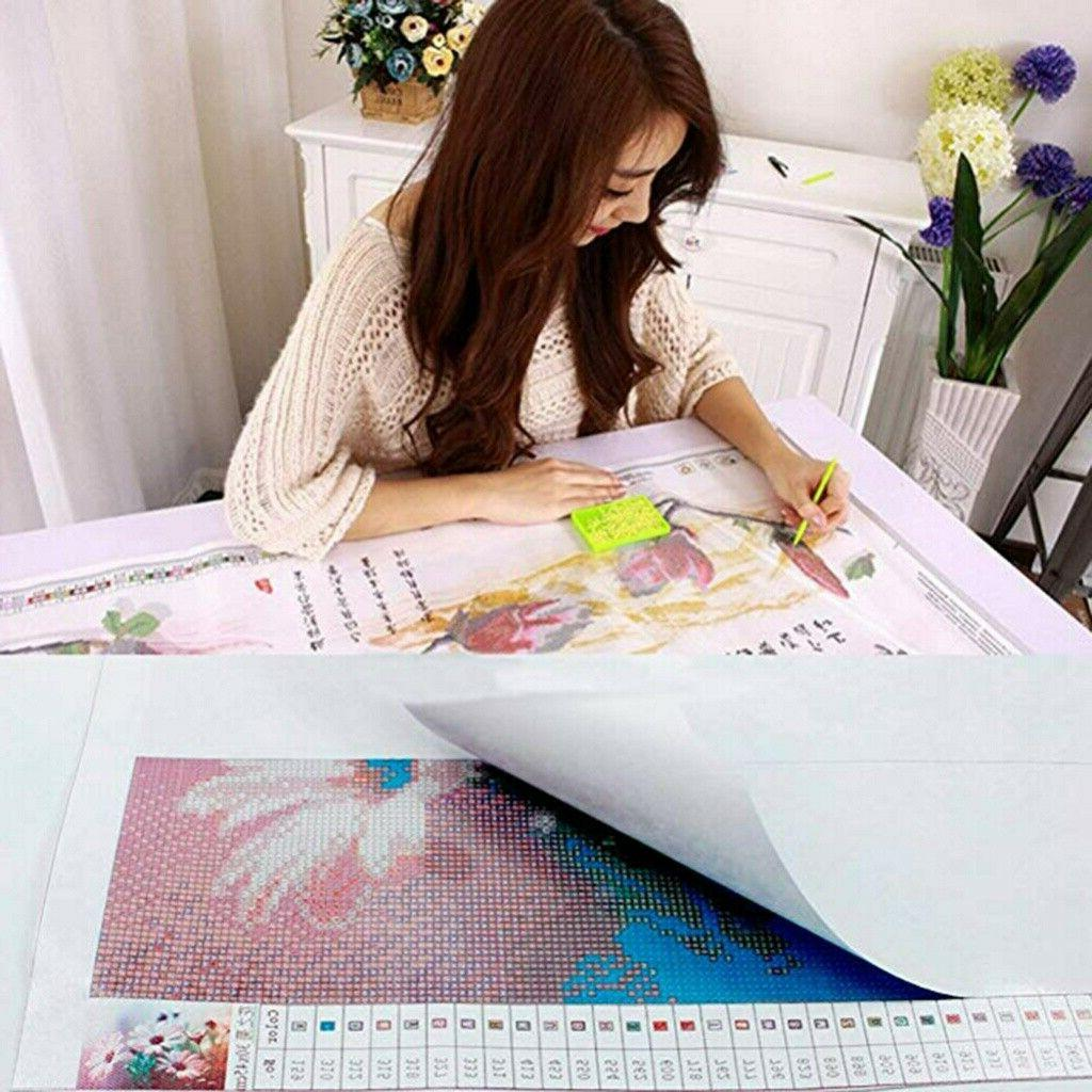 Diamond Cross 5D San Mao Dog Gorgeous Embroidery