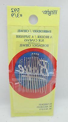 embroidery crewel needles item