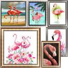 flamingo 5d diamond painting diy embroidery cross