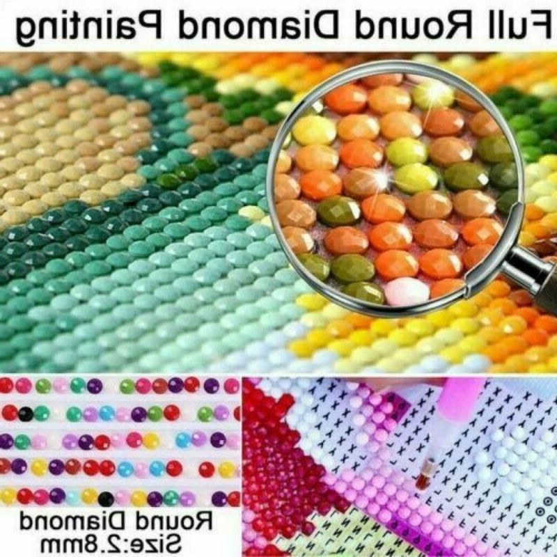 Full Diamond Embroidery Kits