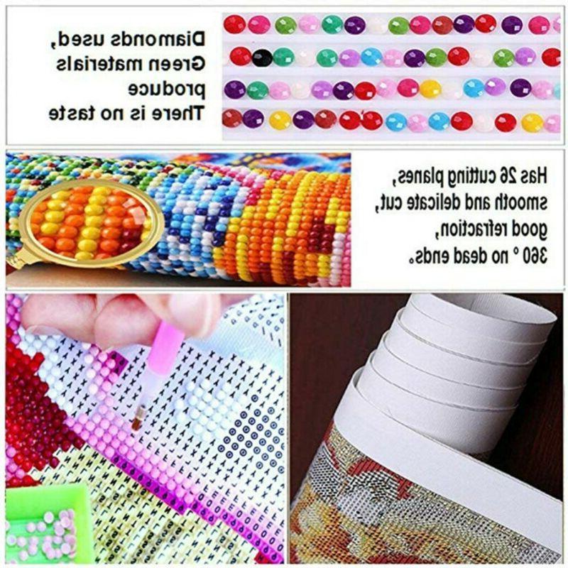 Full Diamond Embroidery Decor Kits