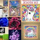Full Drill DIY 5D Diamond Painting Embroidery Cross Crafts S