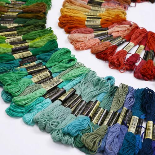 Lot 300 Cross Thread Sewing Skeins
