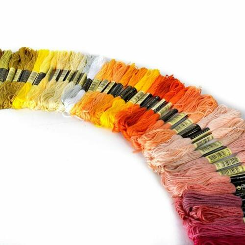 Lot Stitch Embroidery Floss Skeins