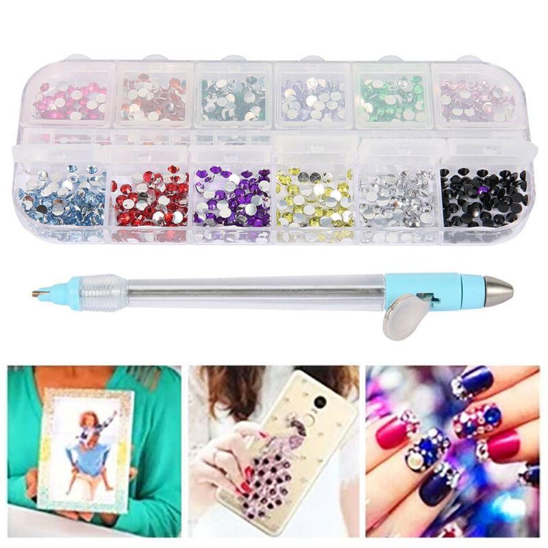 magic diamond painting point drill pen manual