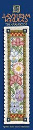 Textile Heritage Medieval Garden Counted Cross Stitch Bookma