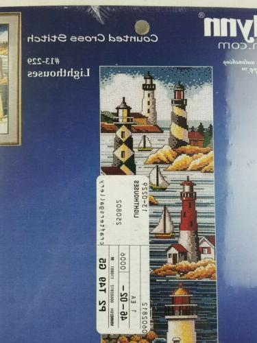 New Stitch Kit Lighthouses