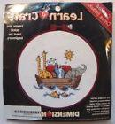 NOAH'S ARK DIMENSIONS 72316 Counted Cross Stitch Kit Graphed
