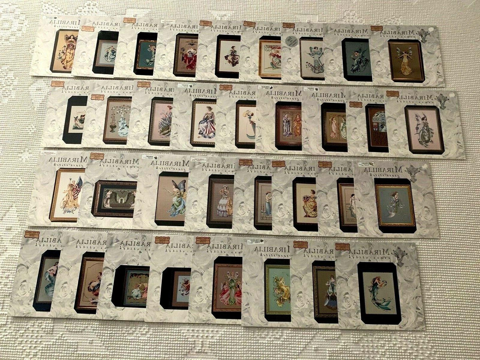 Nora Stitch Chart YOU CHOOSE 34 Sealed NOS