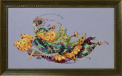 princess elliana md169 by cross stitch pattern