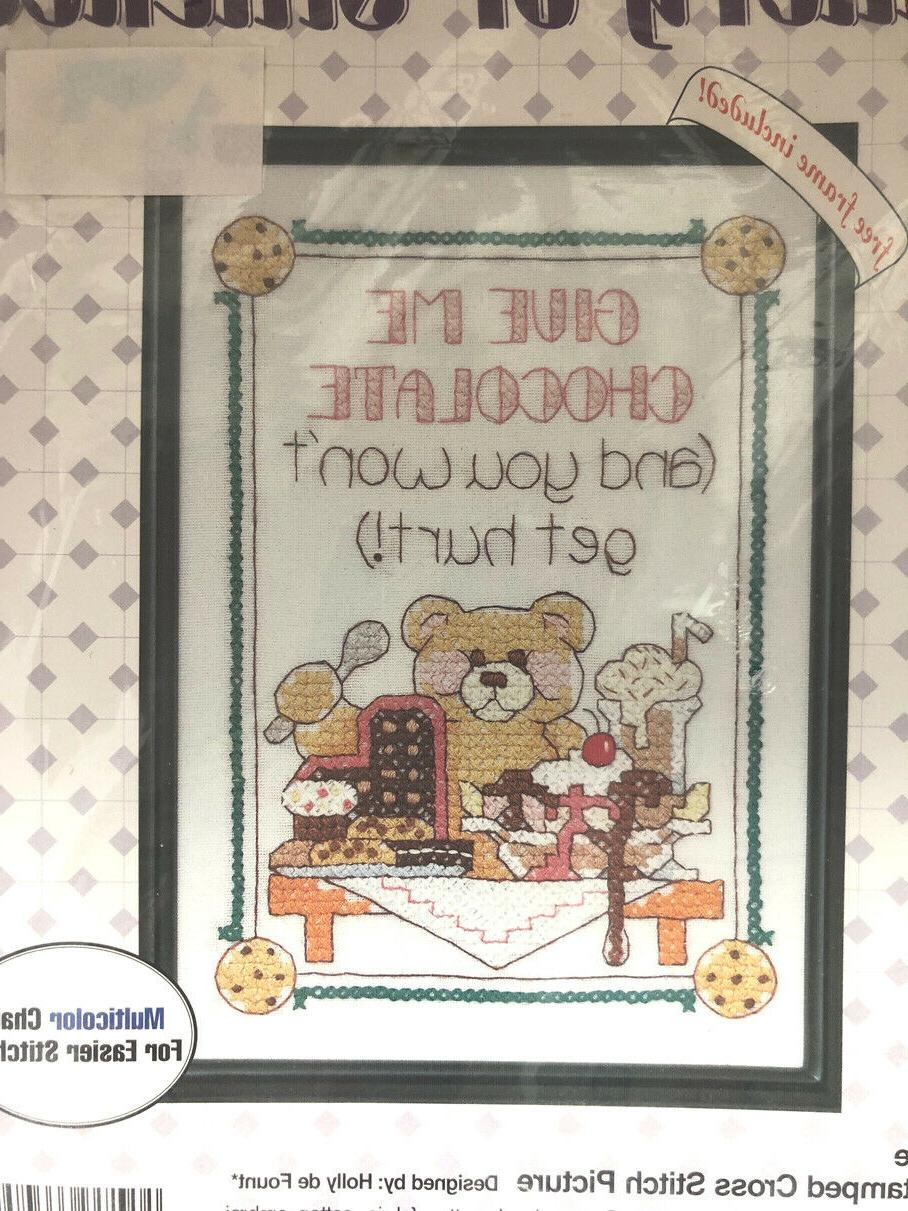 Bucilla Religious Stitches Counted & Stamped Cross Stitch