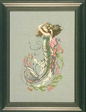 south seas mermaid
