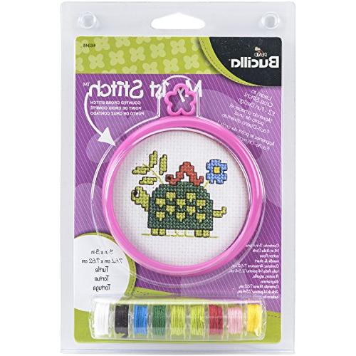 Bucilla 1st Stitch Mini 3-Inch, 46348