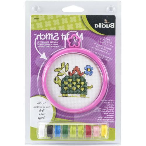 stitch mini counted cross