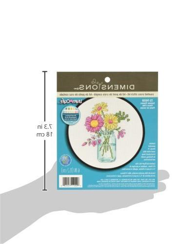 Dimensions Summer Counted Cross Stitch Kit, 72-74550