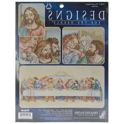 The Last Supper Counted Cross Stitch Kit-26-1/2X10 14 Count