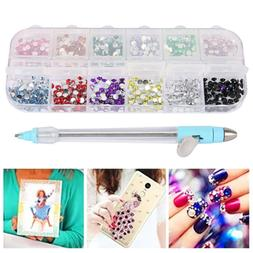 Magic Diamond Painting Point Drill Pen Manual Stitch Cross E