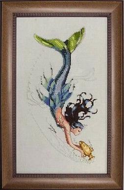 Mirabilia Designs - MD102 - Mediterranean Mermaid Chart by N