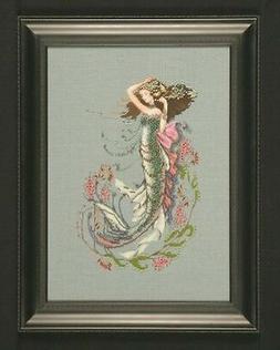 Mirabilia Designs - MD92 - South Seas Mermaid Chart by Nora