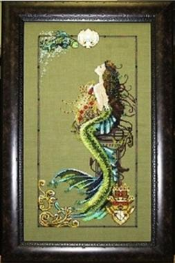 "MD95 ""Mermaid Of Atlantis"" Mirabilia Chart + MH Beads + Caro"