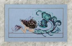 Mermaid Undine MD-134 by Mirabilia cross stitch pattern