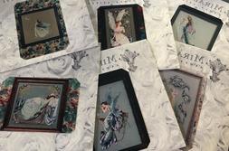 Mirabilia Nora Corbett Counted Cross-Stitch Patterns - YOU C