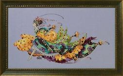 Princess Elliana MD169 by Mirabilia cross stitch pattern