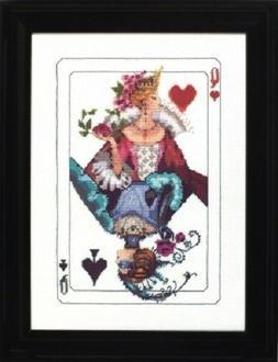 Royal Games I by Mirabilia MD-150 cross stitch pattern