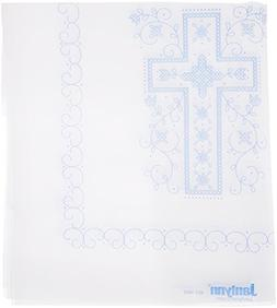 Janlynn Stamped Cross Stitch Kit Quilt Blocks, Cross