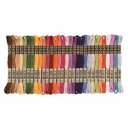 DMC Stranded Cotton Cross Stitch Thread Skein Mouline Colour