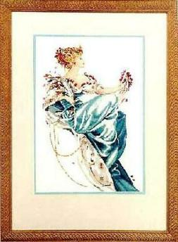 Summer Queen by Mirabilia MD-22 cross stitch pattern