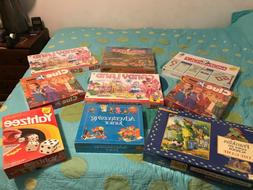 TONS OF FUN WITH CHILDREN'S EDUCATIONAL BOARD GAMES