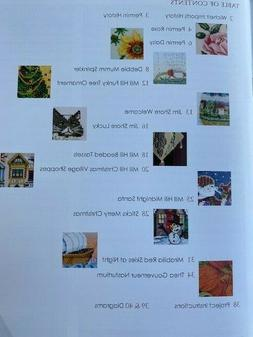 """WICHELT """"CELEBRATING 40 YEARS  DESIGNERS """"-CHART BOOKLET-NEW"""